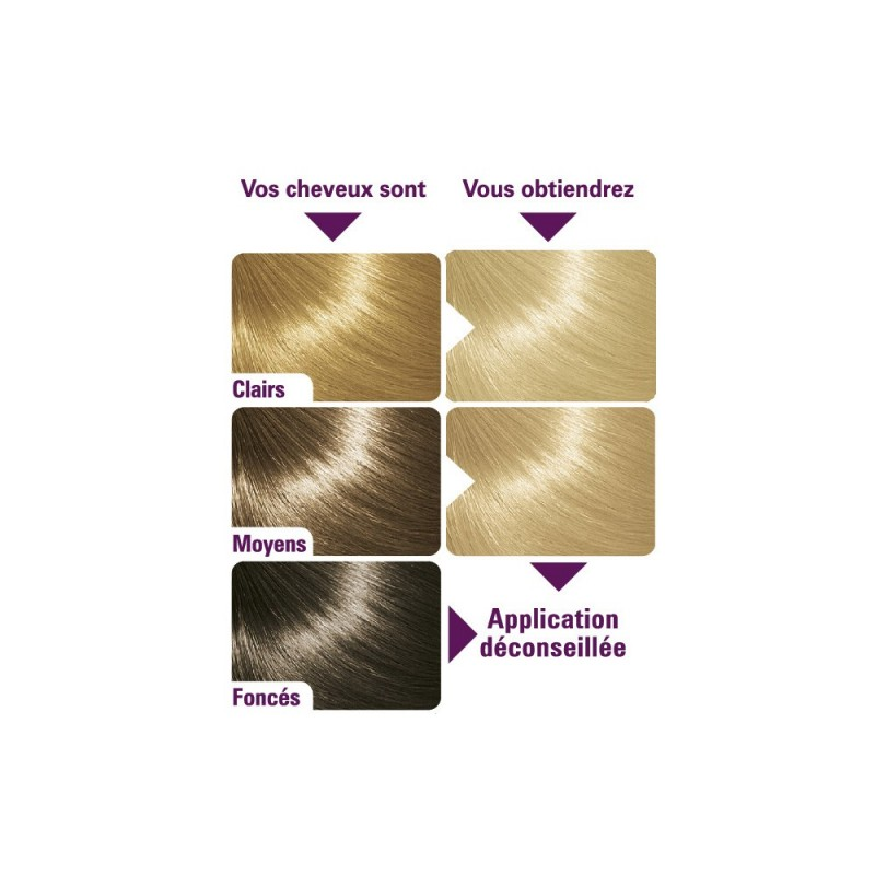 back - Coloration Blond Perle