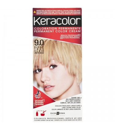 keracolor kits intense very light blonde