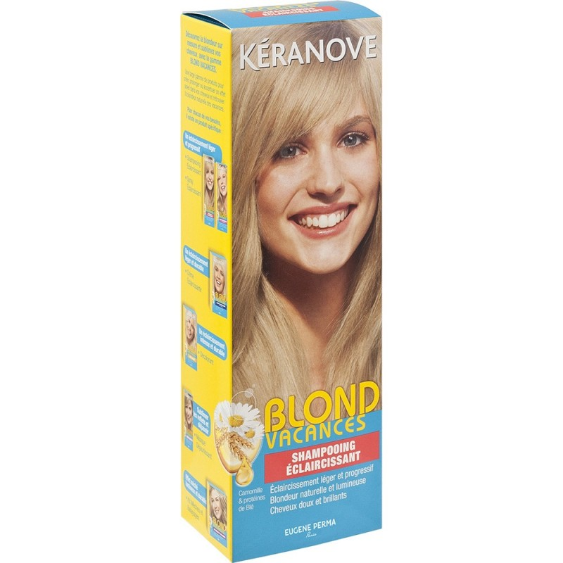kranove - Shampoing Colorant Blond