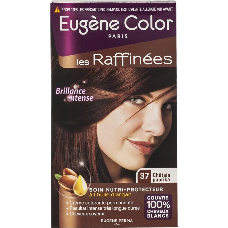 eugne color - Coloration Chatain